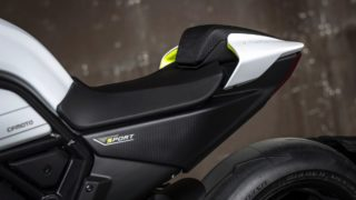 CF Moto 700CL-X custom seat