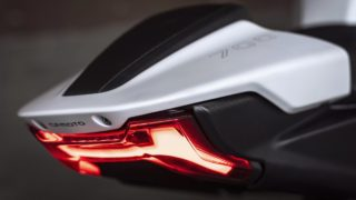 CF Moto 700CL-X tail brake light