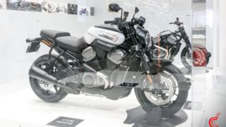 Harley Davidson Bronx HD high res at EICMA