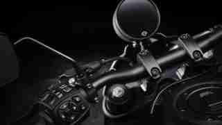 Harley Davidson Bronx switch gear tft screen meters