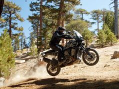 Harley Davidson Pan America HD high res