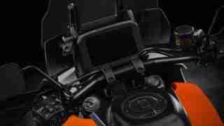 Harley Davidson Pan America switch gear tft screen meters