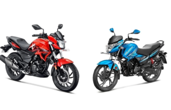 Hero MotoCorp BS 6 models