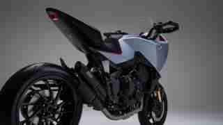 Honda CB4X concept SC Project exhaust