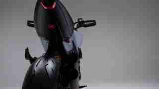 Honda CB4X concept brake light