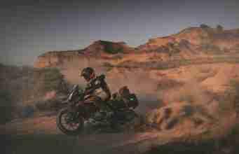 KTM 390 Adventure official pics
