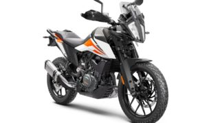 KTM 390 Adventure official pics