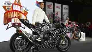Leon Haslam will complete Hondas' two man WSBK team