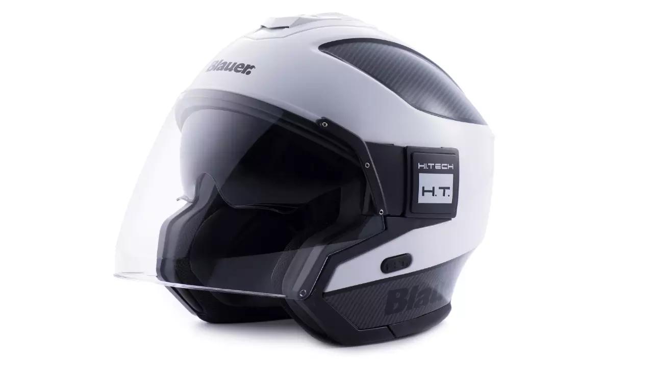 Steelbird Blauer Helmets (1)