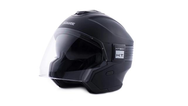 Steelbird Blauer Helmets (2)