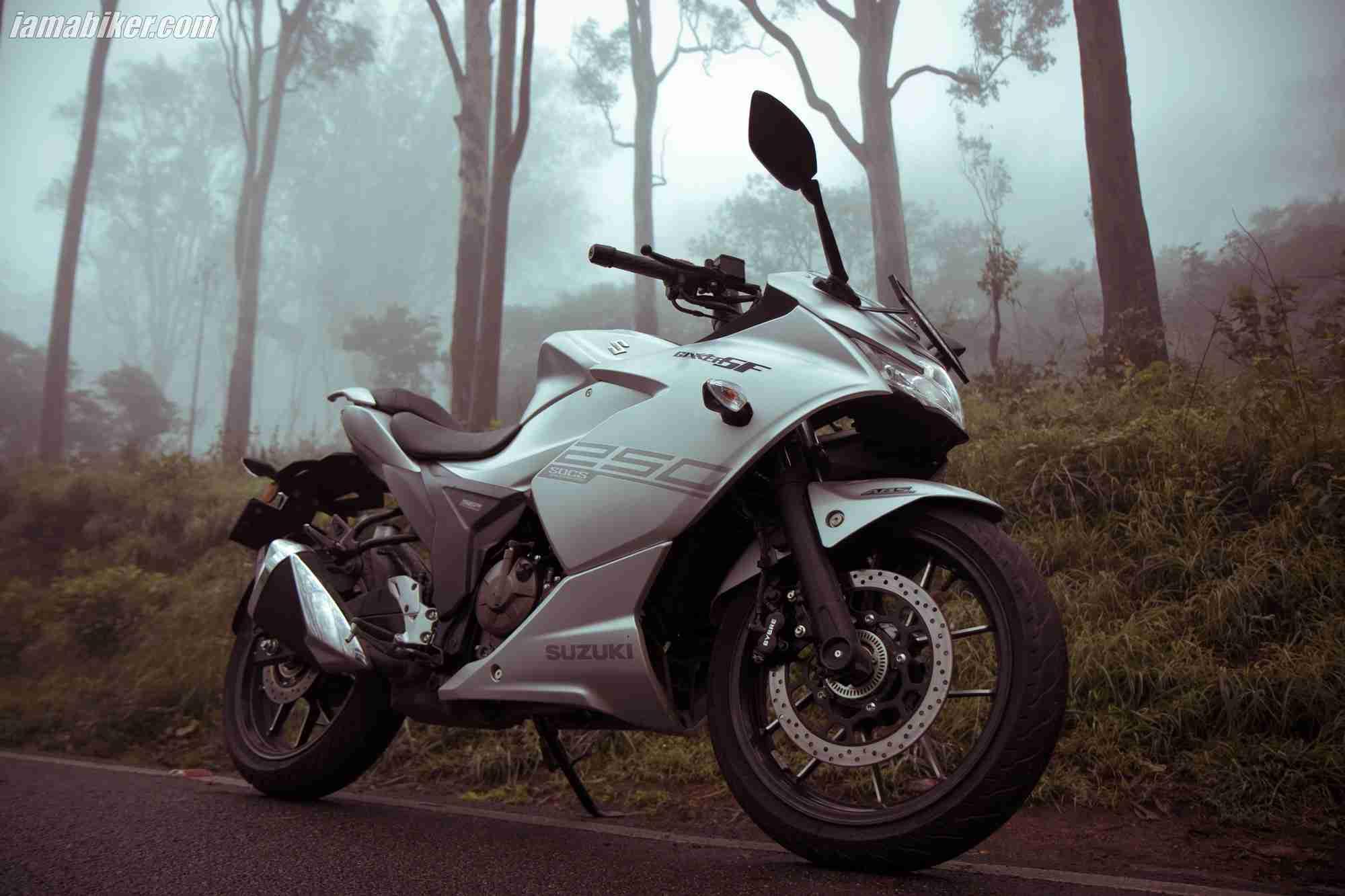Suzuki Gixxer SF 250 review