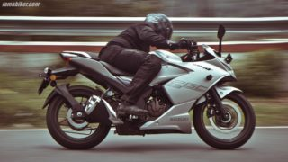 Suzuki Gixxer SF 250 review
