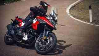 Suzuki V-Strom 1050XT high res images