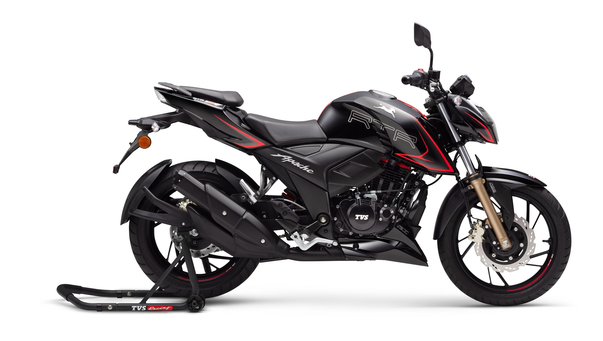 TVS launches 2020 BS6 ready Apache RTR 200 4V and 160 4V
