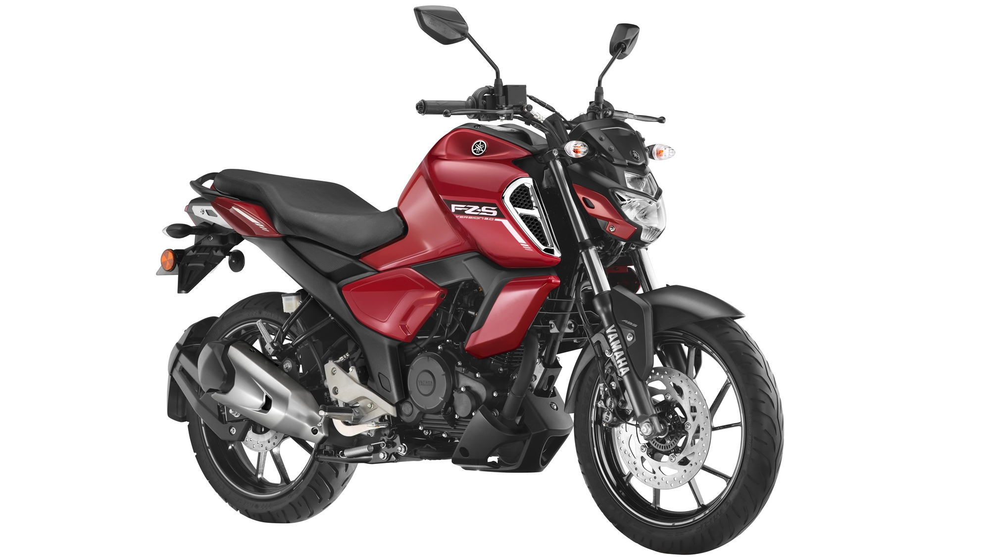 Yamaha FZ-Fi - FZS-Fi V3 BS 6 version - red colour option