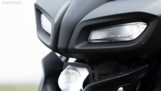 Yamaha MT-15 headlight and projector