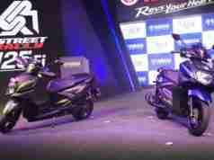 2020 BS 6 Yamaha Ray ZR