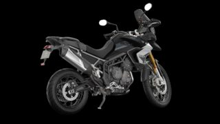 2020 Tiger 900 Rally black