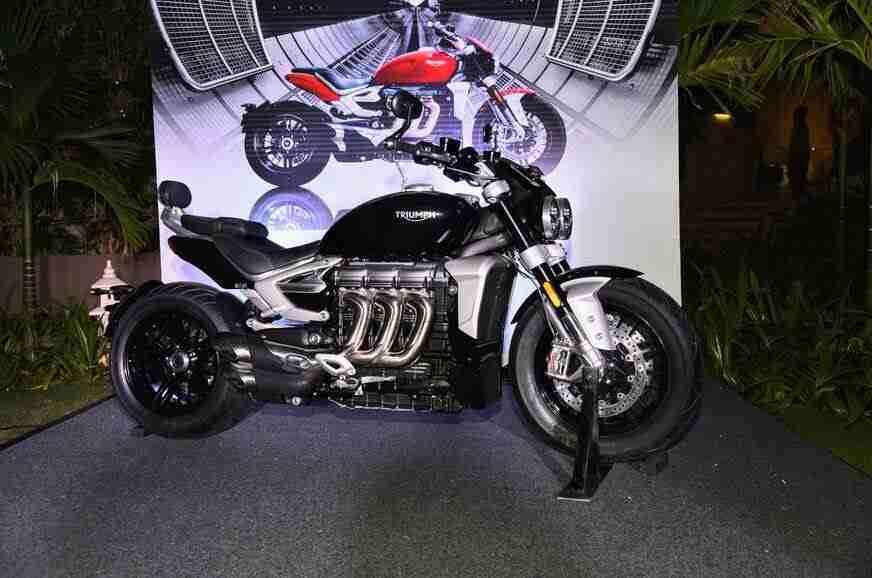 2020 Triumph Rocket 3 India Launch