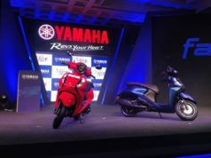 2020 Yamaha Fascino 125 Fi BS6