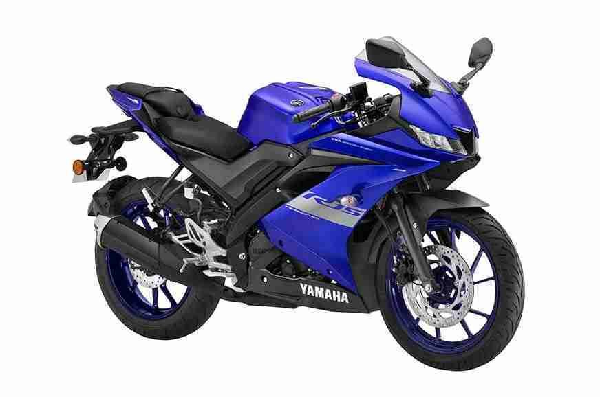 BS6 Yamaha R15 V3