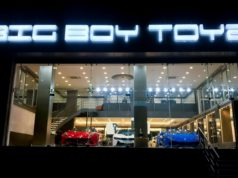 Big Boy Toyz showroom now in Hyderabad