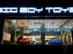 Big Boy Toyz showroom now in Hyderabad