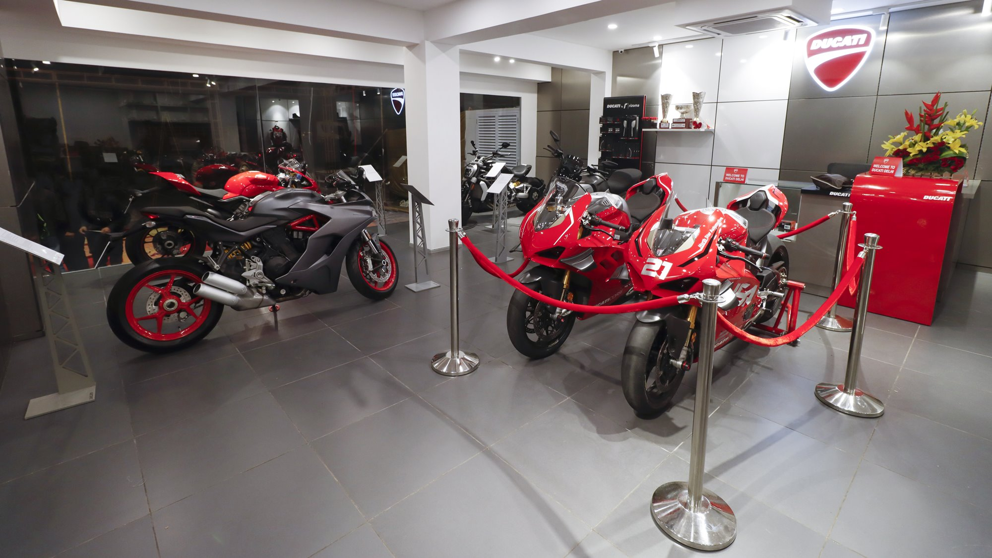 Ducati New Delhi North Star Automotive
