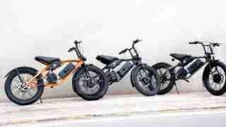 Greenvolt Mobility e bikes – the Mantis