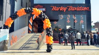 Harley Davidson dealership now in Jammu
