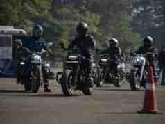 Harley riding academy in Mumbai