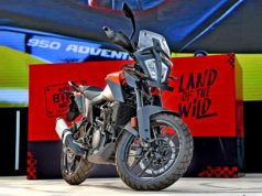 KTM 390 Adventure at IBW 2019