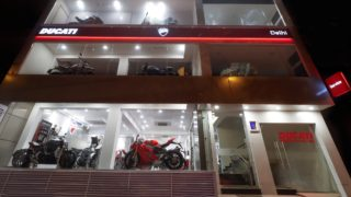 North Star Automotive Ducati New Delhi dealership