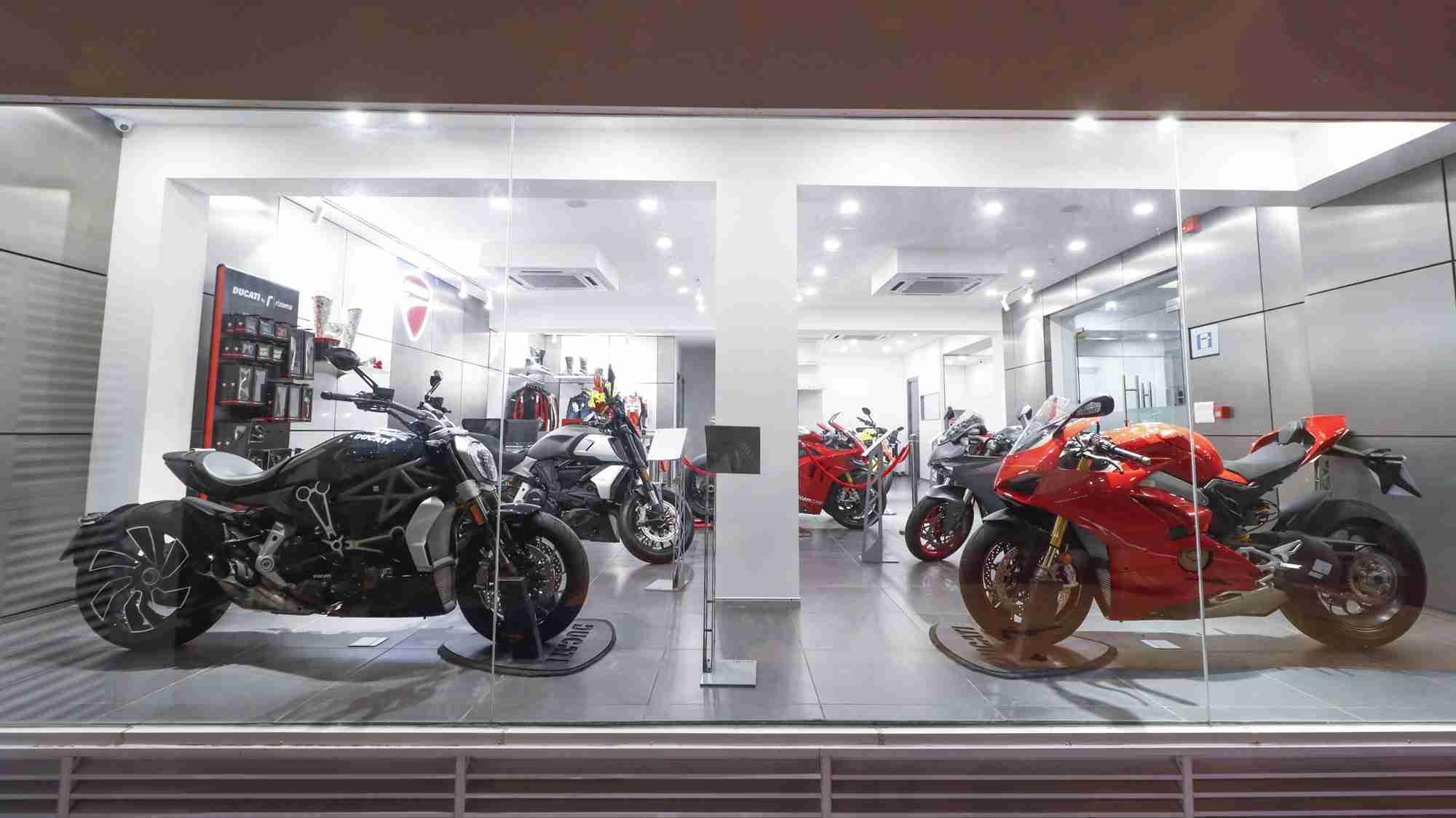 Ducati New Delhi North Star Automotive