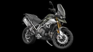 Triumph Tiger 900 Rally Matt Khaki