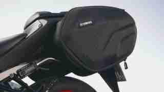 Yamaha MT-03 saddle bags