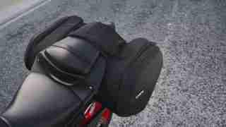 Yamaha MT-03 saddle bags official