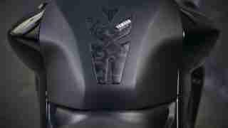 Yamaha MT-03 tank pad