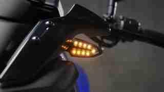 Yamaha MT-125 MT-15 LED turn indicators
