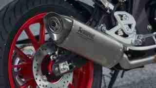 Yamaha MT-125 MT-15 aftermarket Akrapovic exhaust