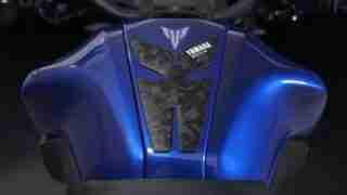 Yamaha MT-125 MT-15 tank pad