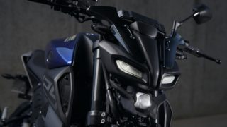 Yamaha MT-125 MT-15 with accessories