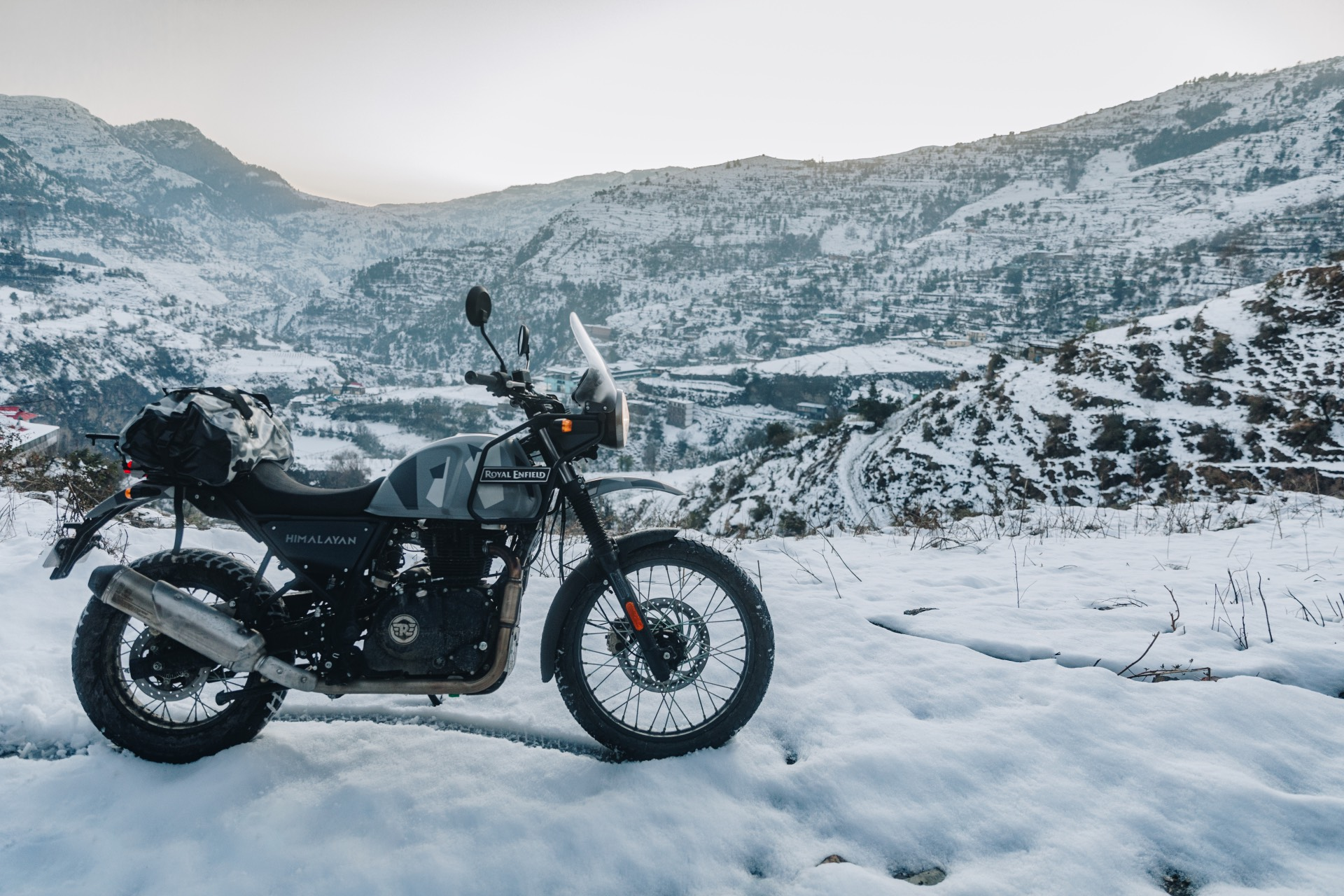 2020 BS6 Royal Enfield Himalayan