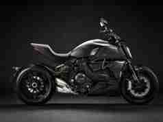 2020-Ducati Diavel 1260 S-Dark Stealth