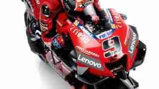 2020 Ducati MotoGP team and livery - Danilo Petrucci