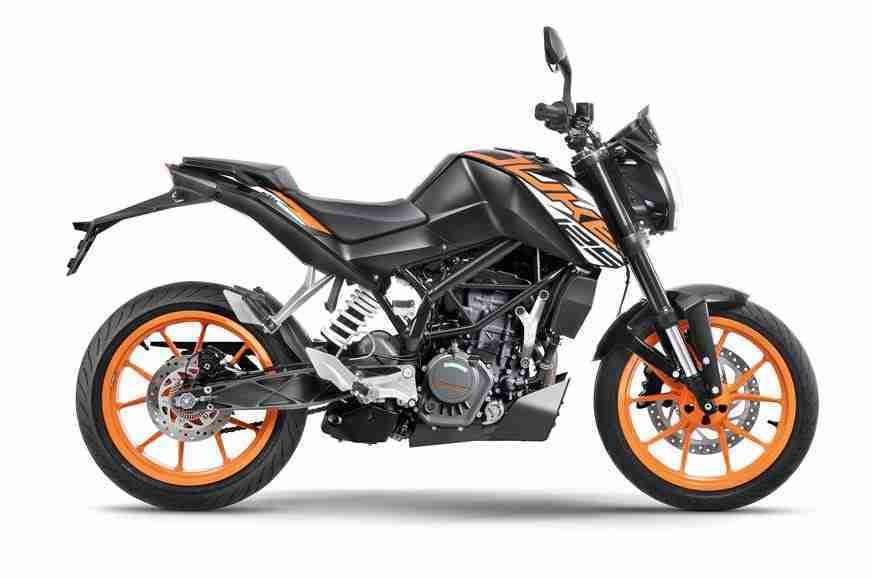 2020 KTM 125 Duke BS6