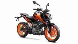 2020 KTM 200 Duke BS6