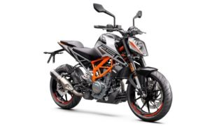 2020 KTM 250 Duke BS6
