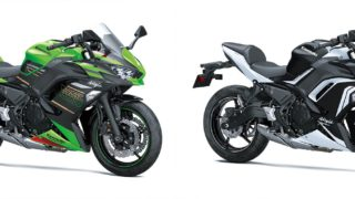 2020 Ninja 650 colour options for India