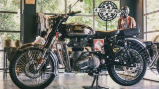 BS6 Royal Enfield Classic 350 Chrome edition